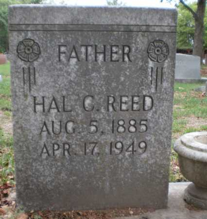REED, HAL C - Chicot County, Arkansas | HAL C REED - Arkansas Gravestone Photos