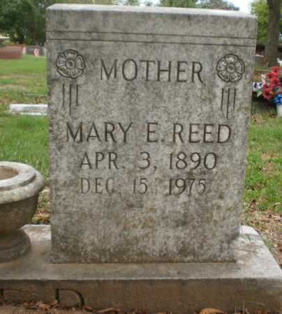REED, MARY E - Chicot County, Arkansas | MARY E REED - Arkansas Gravestone Photos