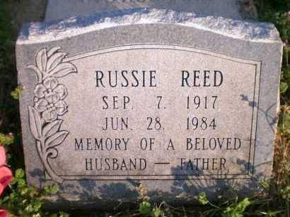 REED, RUSSIE - Chicot County, Arkansas | RUSSIE REED - Arkansas Gravestone Photos
