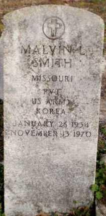 SMITH (VETERAN KOR), MALVIN L - Chicot County, Arkansas | MALVIN L SMITH (VETERAN KOR) - Arkansas Gravestone Photos