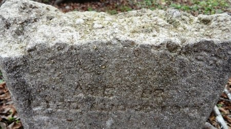 JONES, UNKNOWN - Chicot County, Arkansas   UNKNOWN JONES - Arkansas Gravestone Photos