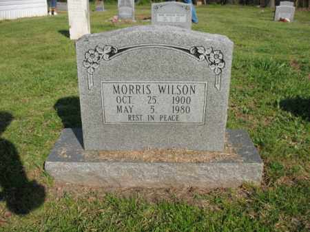 WILSON, MORRIS - Chicot County, Arkansas   MORRIS WILSON - Arkansas Gravestone Photos