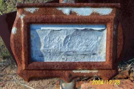 ANDERSON, RONAL - Clark County, Arkansas   RONAL ANDERSON - Arkansas Gravestone Photos