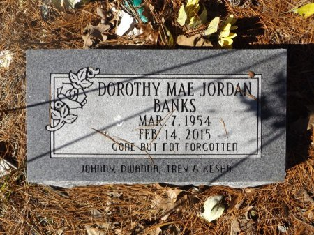 BANKS, DOROTHY MAE - Clark County, Arkansas | DOROTHY MAE BANKS - Arkansas Gravestone Photos