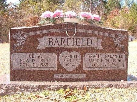 BARFIELD, GRACIE OPHELIA - Clark County, Arkansas | GRACIE OPHELIA BARFIELD - Arkansas Gravestone Photos
