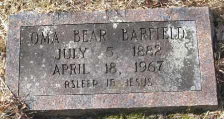 BARFIELD, OMA - Clark County, Arkansas | OMA BARFIELD - Arkansas Gravestone Photos