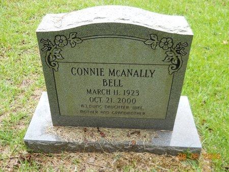 BELL, CONNIE - Clark County, Arkansas   CONNIE BELL - Arkansas Gravestone Photos