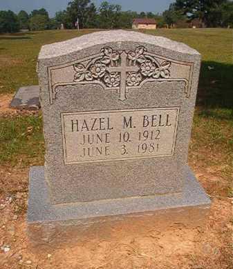 BELL, HAZEL M - Clark County, Arkansas   HAZEL M BELL - Arkansas Gravestone Photos