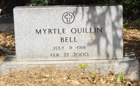 BELL, MYRTLE - Clark County, Arkansas | MYRTLE BELL - Arkansas Gravestone Photos