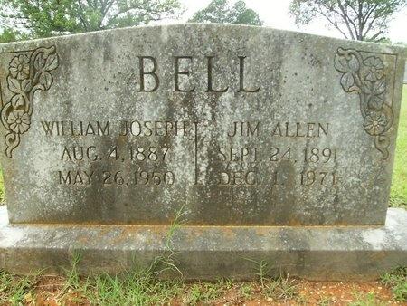 BELL, WILLIAM JOSEPH - Clark County, Arkansas | WILLIAM JOSEPH BELL - Arkansas Gravestone Photos