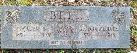 BELL, WILLIAM - Clark County, Arkansas   WILLIAM BELL - Arkansas Gravestone Photos