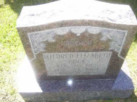 AGRICOLA BUCK, MILDRED ELIZABETH - Clark County, Arkansas | MILDRED ELIZABETH AGRICOLA BUCK - Arkansas Gravestone Photos