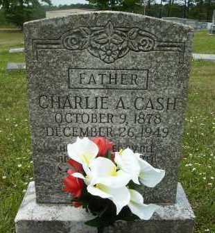 CASH, CHARLIE ANDERSON - Clark County, Arkansas | CHARLIE ANDERSON CASH - Arkansas Gravestone Photos