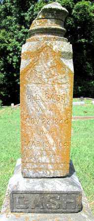 CASH, H L - Clark County, Arkansas | H L CASH - Arkansas Gravestone Photos