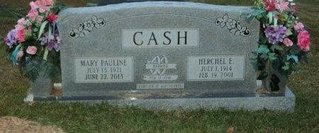 CASH, HERCHEL E. - Clark County, Arkansas | HERCHEL E. CASH - Arkansas Gravestone Photos