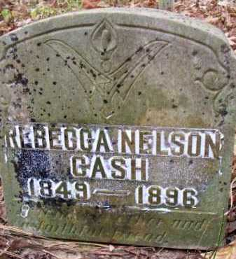 CASH, REBECCA - Clark County, Arkansas | REBECCA CASH - Arkansas Gravestone Photos
