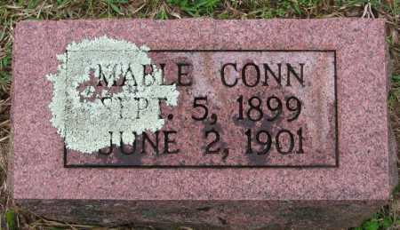 CONN, MABLE - Clark County, Arkansas | MABLE CONN - Arkansas Gravestone Photos