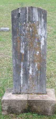 CONN (VETERAN), MONROE - Clark County, Arkansas | MONROE CONN (VETERAN) - Arkansas Gravestone Photos