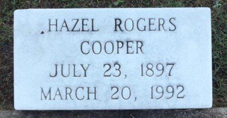 COOPER, HAZEL - Clark County, Arkansas | HAZEL COOPER - Arkansas Gravestone Photos