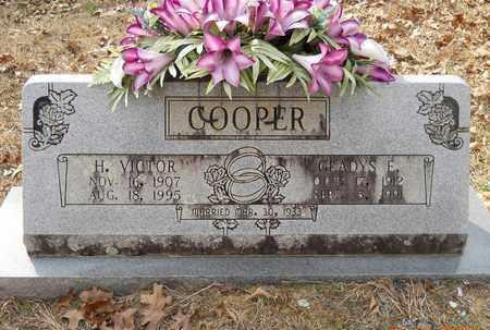 COOPER, H VICTOR - Clark County, Arkansas | H VICTOR COOPER - Arkansas Gravestone Photos