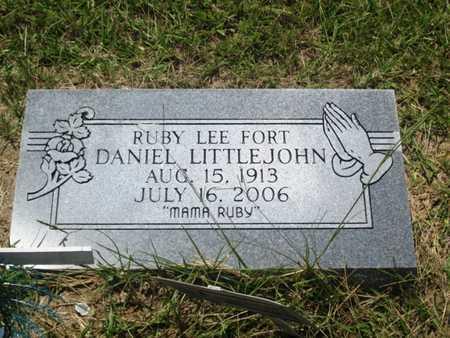 LITTLEJOHN, RUBY - Clark County, Arkansas   RUBY LITTLEJOHN - Arkansas Gravestone Photos