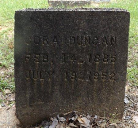 DUNCAN, CORA - Clark County, Arkansas   CORA DUNCAN - Arkansas Gravestone Photos