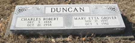 DUNCAN, MARY ETTA - Clark County, Arkansas | MARY ETTA DUNCAN - Arkansas Gravestone Photos