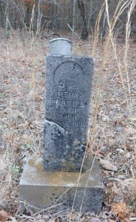GARNER, HENRY  - Clark County, Arkansas   HENRY  GARNER - Arkansas Gravestone Photos