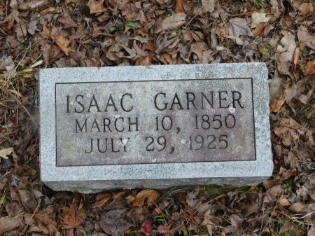 GARNER, ISAAC - Clark County, Arkansas | ISAAC GARNER - Arkansas Gravestone Photos
