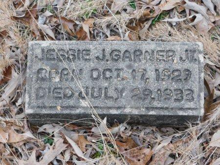 GARNER, JR., JESSIE J.  - Clark County, Arkansas | JESSIE J.  GARNER, JR. - Arkansas Gravestone Photos