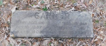 GARNER, MARY ADELINE - Clark County, Arkansas | MARY ADELINE GARNER - Arkansas Gravestone Photos