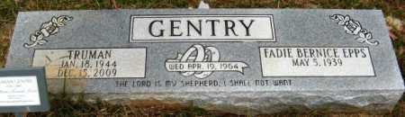 GENTRY, TRUMAN - Clark County, Arkansas | TRUMAN GENTRY - Arkansas Gravestone Photos