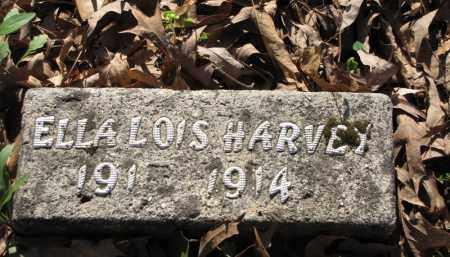 HARVEY, ELLA LOIS - Clark County, Arkansas   ELLA LOIS HARVEY - Arkansas Gravestone Photos