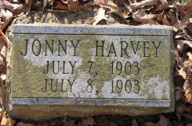 HARVEY, JONNY - Clark County, Arkansas   JONNY HARVEY - Arkansas Gravestone Photos