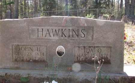 HAWKINS, IDA O. - Clark County, Arkansas | IDA O. HAWKINS - Arkansas Gravestone Photos