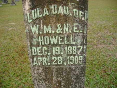 HOWELL, LULA - Clark County, Arkansas | LULA HOWELL - Arkansas Gravestone Photos