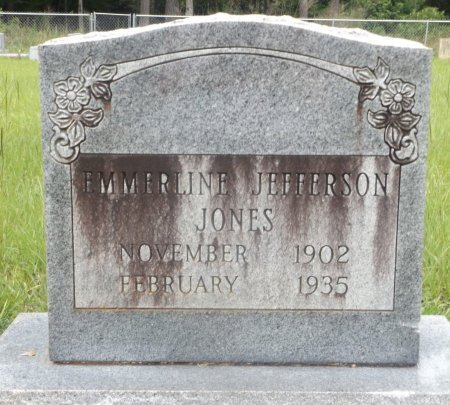 JONES, EMMERLINE - Clark County, Arkansas | EMMERLINE JONES - Arkansas Gravestone Photos