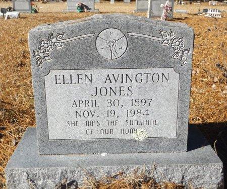 JONES, ELLEN - Clark County, Arkansas | ELLEN JONES - Arkansas Gravestone Photos