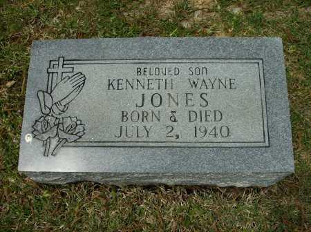 JONES, KENNETH WAYNE - Clark County, Arkansas | KENNETH WAYNE JONES - Arkansas Gravestone Photos