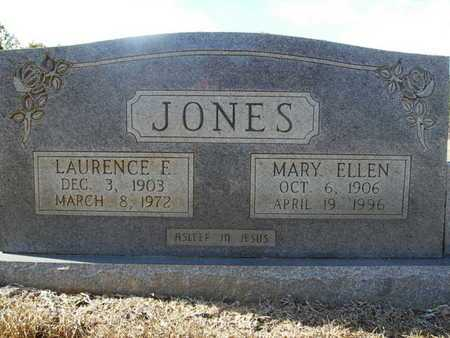 JONES, LAURENCE E - Clark County, Arkansas | LAURENCE E JONES - Arkansas Gravestone Photos