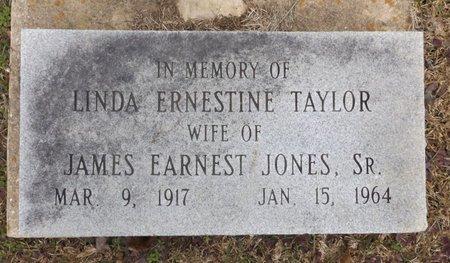 JONES, LINDA ERNESTINE - Clark County, Arkansas | LINDA ERNESTINE JONES - Arkansas Gravestone Photos