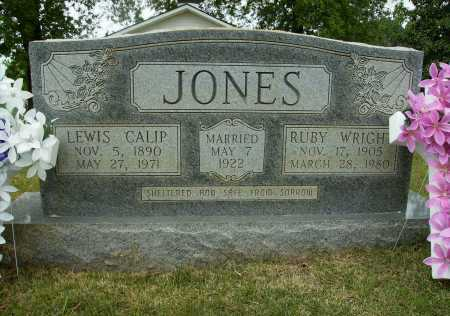 JONES, RUBY - Clark County, Arkansas   RUBY JONES - Arkansas Gravestone Photos