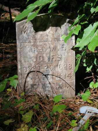 JONES, M E, MRS - Clark County, Arkansas | M E, MRS JONES - Arkansas Gravestone Photos