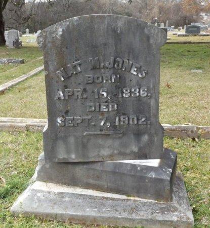 JONES, NAT M - Clark County, Arkansas   NAT M JONES - Arkansas Gravestone Photos