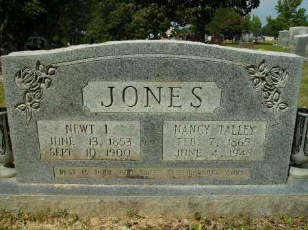JONES, NANCY - Clark County, Arkansas | NANCY JONES - Arkansas Gravestone Photos