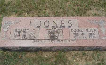 JONES, DONIE - Clark County, Arkansas | DONIE JONES - Arkansas Gravestone Photos