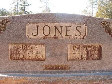 JONES, SANFORD K - Clark County, Arkansas   SANFORD K JONES - Arkansas Gravestone Photos