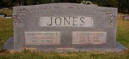 JONES, BARBARA CELIA - Clark County, Arkansas   BARBARA CELIA JONES - Arkansas Gravestone Photos