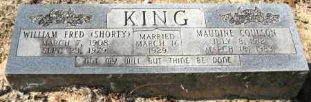KING, MAUDINE - Clark County, Arkansas | MAUDINE KING - Arkansas Gravestone Photos