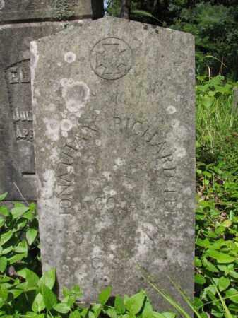 LEE (VETERAN CSA), JONATHAN RICHARD - Clark County, Arkansas   JONATHAN RICHARD LEE (VETERAN CSA) - Arkansas Gravestone Photos